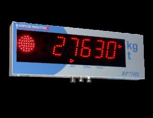repetidor de peso RP75HL