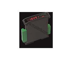 transmisor de pesage en DIN carril