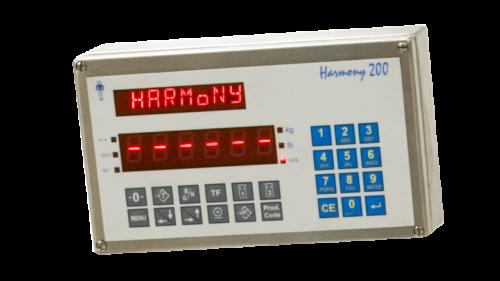 Indicador de dosificación producto Harmony