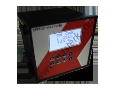 Indicator de pesaje incorporado IDLC2